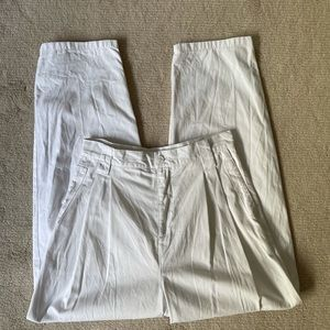 Seed, white pants, size 8
